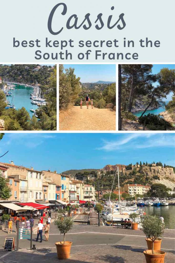 Cassis France features a gorgeous harbour, pastel houses, convivial markets and the calanques hiking trails. Cassis: the place to be in South of France.  Cassis France   Things to do in Cassis   Places to stay in Cassis   #frenchriviera #mediterranean #france #southoffrance #cassis