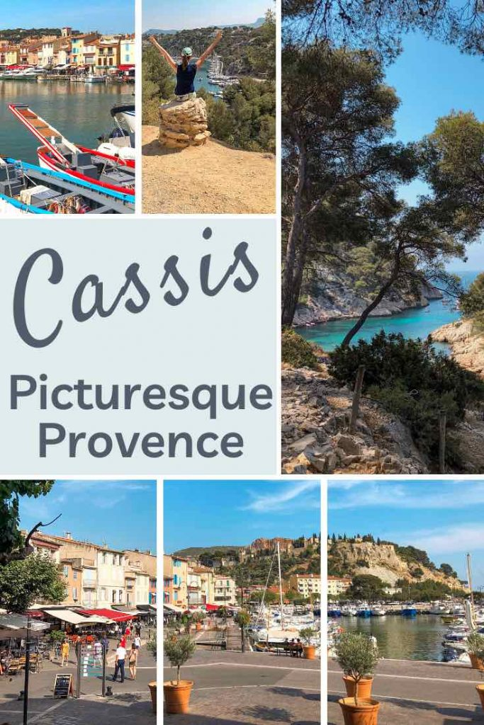 Cassis, the best kept secret in the South of France. Check out this ultimate guide with the best things to do in Cassis, the most scenic sights and the best places to stay in Cassis. | Cassis France | Things to do in Cassis | Places to stay in Cassis | #frenchriviera #mediterranean #france #southoffrance #cassis