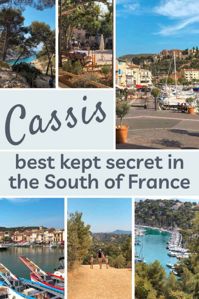 Cassis France features a gorgeous harbour, pastel houses, convivial markets and the calanques hiking trails. Cassis: the place to be in South of France.| Cassis France | Things to do in Cassis | Places to stay in Cassis | #frenchriviera #mediterranean #france #southoffrance #cassis