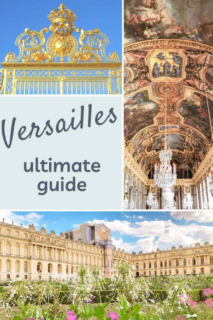 Check out the best things to do in Versailles and how to get from Paris to Versailles. | Visiting Versailles | Versailles day trip | Things to do in Versailles | Versailles from Paris | Paris to Versailles | French castle | Hall of Mirrors | #versailles #castle #paris #france