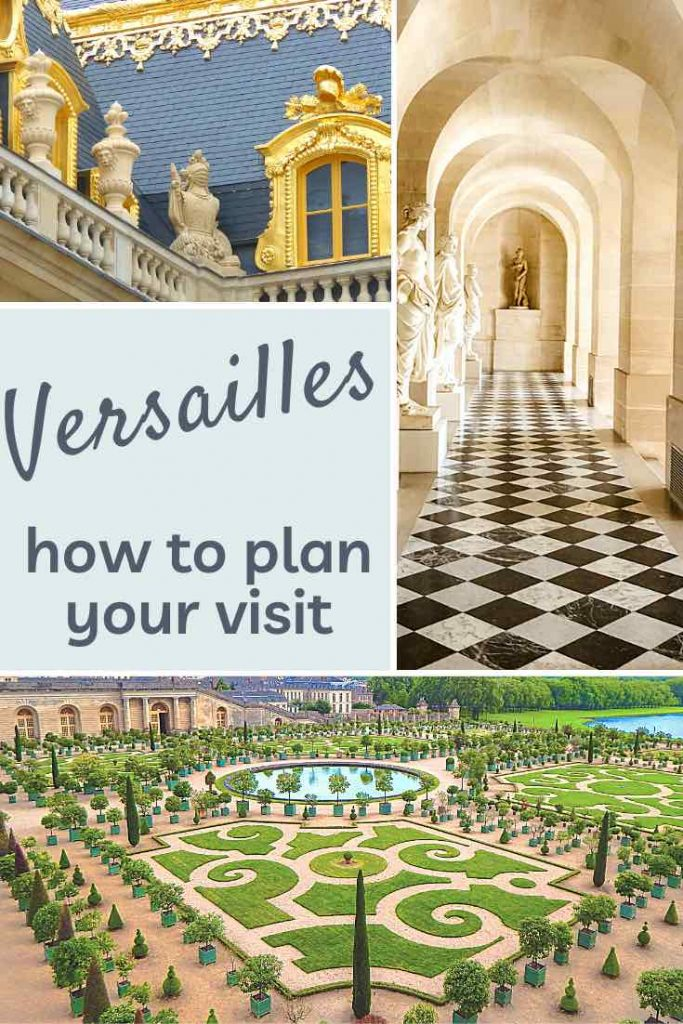 The ultimate guide for your Paris to Versailles day trip. Including how to get to Versailles from Paris, how to organize your Versailles visit and the best things to see beyond the Hall of Mirrors. | Visiting Versailles | Versailles day trip | Things to do in Versailles | Versailles from Paris | Paris to Versailles | French castle | #versailles #castle #paris #france