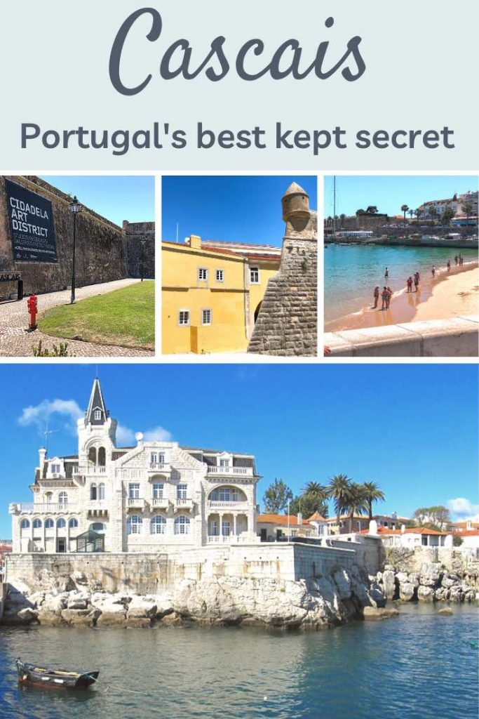 Check out the best things to do in Cascais, Portugal. From wandering the pastel-colored historic town and relaxing on the beaches to visiting the Art District and some gorgeous sights nearby this seaside gem. | Things to do in Cascais | Cascais Portugal | Cascais must-sees |  #cascais #lisbon #portugal