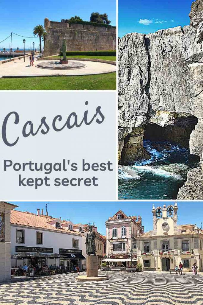Discover Cascais, a gorgeous town on the Portugal Riviera, just half an hour from Lisbon. Here's our guide on the best things to do in Cascais, Portugal's best kept secret. | Things to do in Cascais | Cascais Portugal | Cascais must-sees |  #cascais #lisbon #portugal