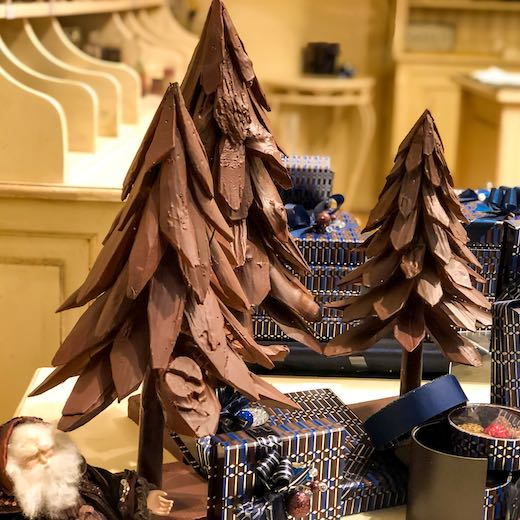 Try some delicious Belgian chocolate when celebrating Christmas in Ghent