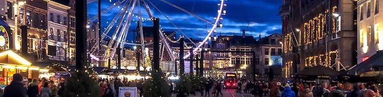 Ghent Christmas market 2020, an insider's guide