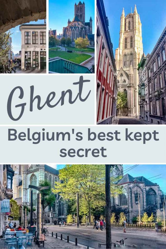The best things to do in Ghent Belgium, cherry-picked by a local. Check out the many Ghent must-sees in this insider's guide. | Things to do in Ghent Belgium | Ghent attractions | Ghent Belgium| Things to do in Ghent| Medieval Belgium | Ghent must-sees |