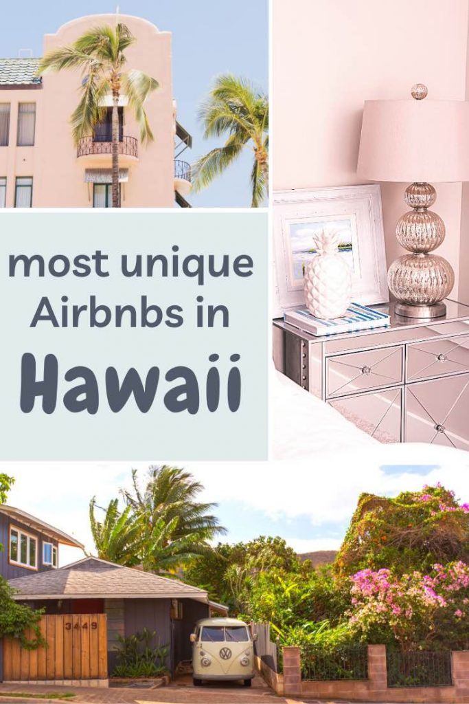 Check out our selection of the most dreamy Airbnbs in Hawaii. From rainforest treehouses to cabins in the woods, which of these rentals catches your eye? Airbnb Hawaii   Airbnb Maui   Airbnb Oahu   Airbnb Honolulu   Airbnb Waikiki   Airbnb Kauai   Airbnb Big Island   Airbnb Kona