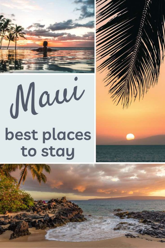 What's the best place to stay in Maui: the West, with Kaanapali and Kapalua, or the South with Wailea and Kihei? Find out which area is right for you! | Maui | Maui hotels | Maui resorts | Hawaii | Lahaina | Kapalua | Wailea | Kaanapali | Kihei |