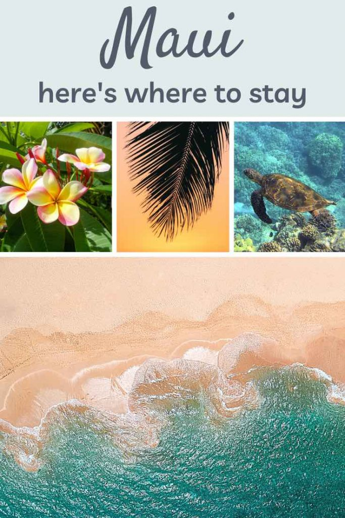 Wondering where to stay in Maui? Find out which area is right for you: West-Maui or South-Maui. | Maui | Maui hotels | Maui resorts | Hawaii | Lahaina | Kapalua | Wailea | Kaanapali | Kihei |