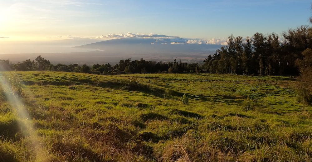 Upcountry Maui is one of the Maui best places to stay