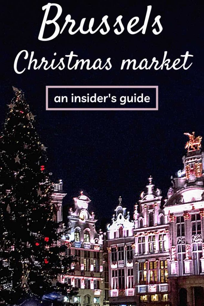 The ultimate Brussels Christmas market insider's guide includes the most festive spots, wintry events and heart-warming treats. Find out why this is one of the most captivating Christmas markets in Belgium. | Christmas in Brussels | | Christmas in Belgium | European Christmas markets | Christmas | Christmas markets | Winter travel | Europe winter travel