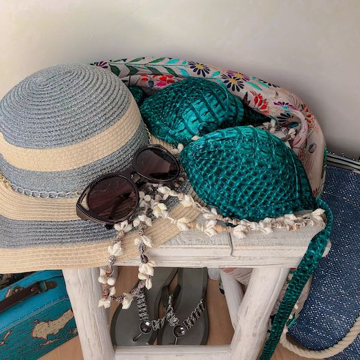 Essential items on beach packing lists