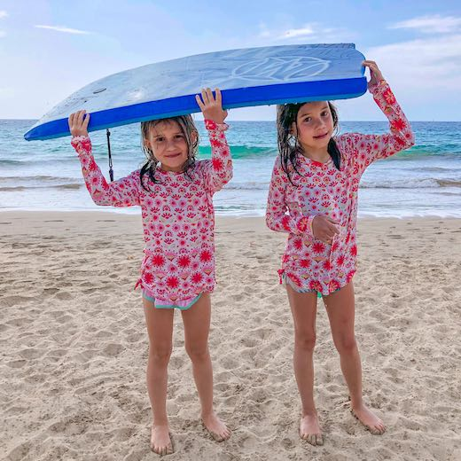 A boogie board can be purchased at the destination and should not be included in your vacation packing list beach