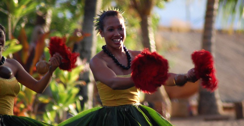 There's more to see in Lahaina than the Maui banyan, check out these dancers of the Old Lahaina Luau