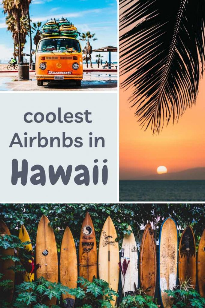 Check out the dreamiest Airbnbs in Hawaii: Treehouses, bamboo temples, floating beds or an cabin in the woods, which of these Airbnbs in Hawaii would you pick? Airbnb Hawaii   Airbnb Maui   Airbnb Oahu   Airbnb Honolulu   Airbnb Waikiki   Airbnb Kauai   Airbnb Big Island   Airbnb Kona