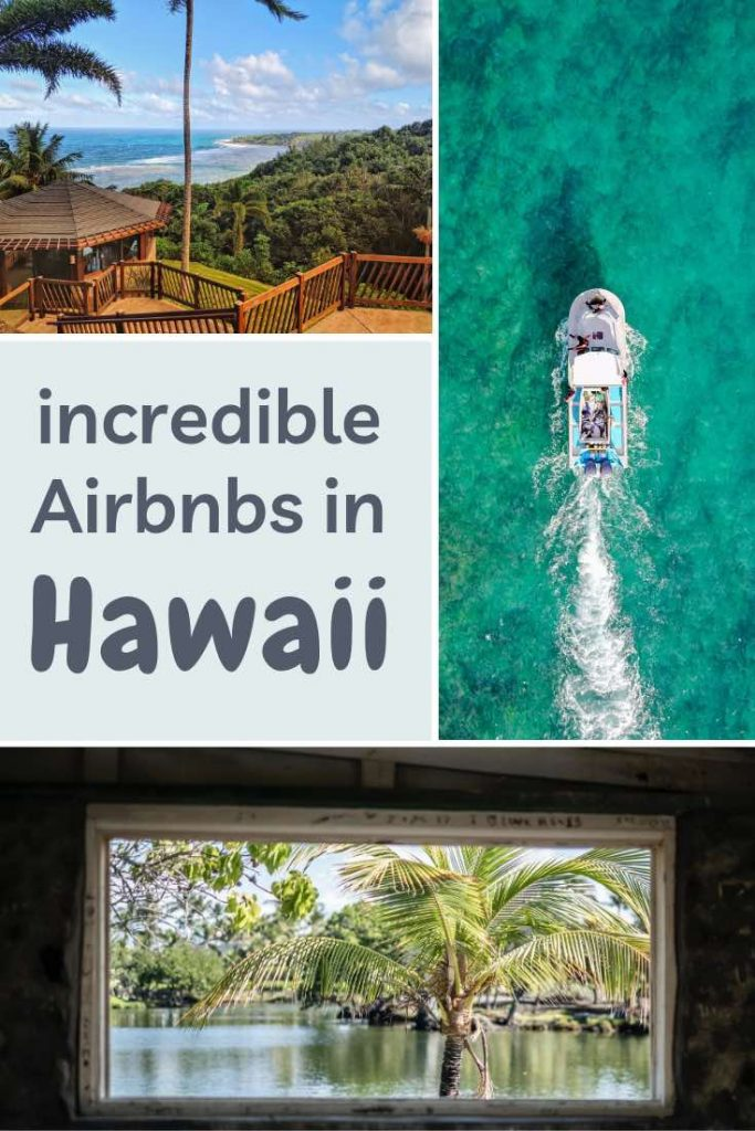 Check out the most eye-catching Airbnbs in Hawaii, from adventurous treehouses to romantic retreats. Which one is your favorite? Airbnb Hawaii   Airbnb Maui   Airbnb Oahu   Airbnb Honolulu   Airbnb Waikiki   Airbnb Kauai   Airbnb Big Island   Airbnb Kona