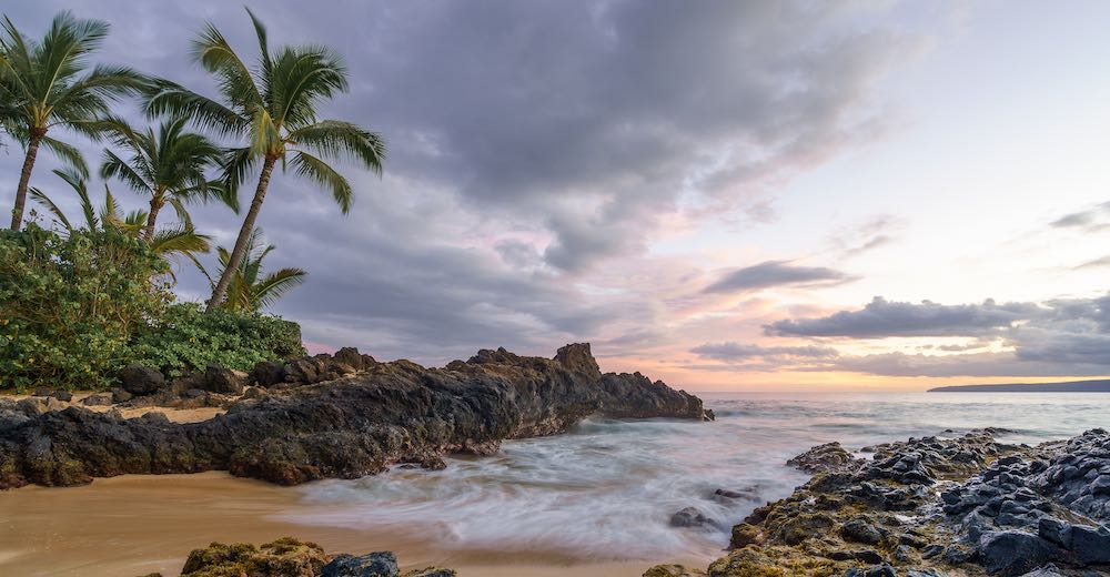 This signature beach is perfect for sunsets and can be found in South Maui