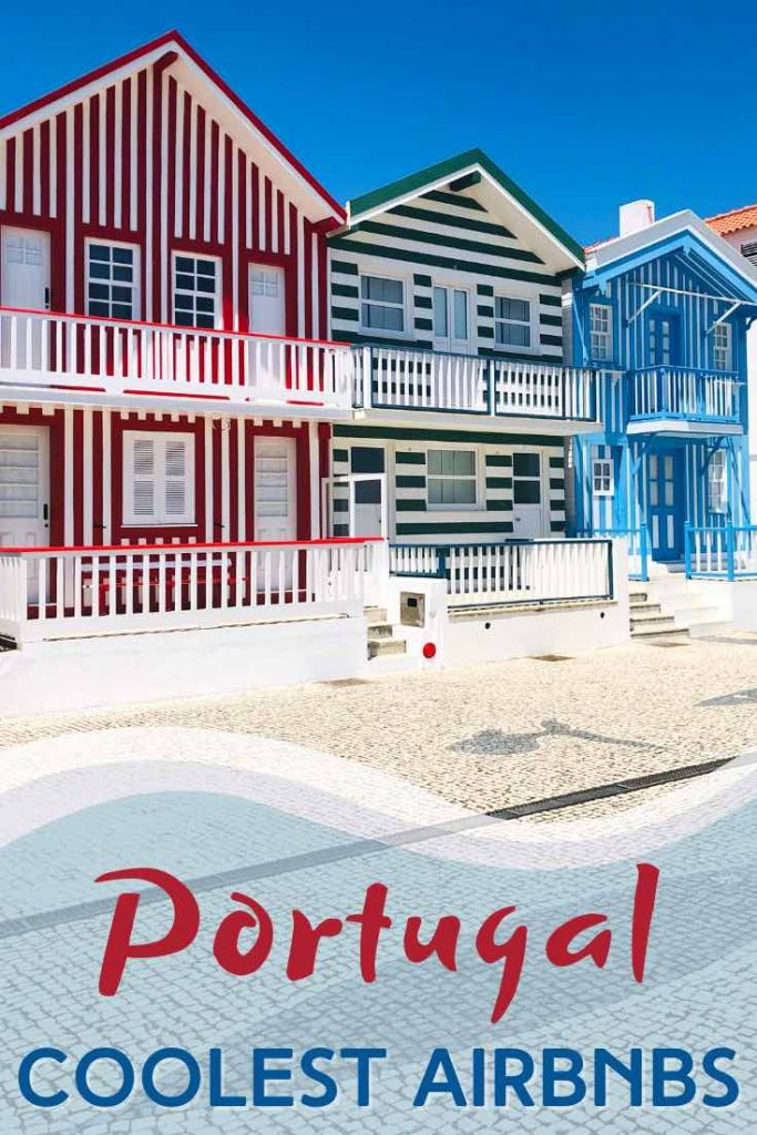These are the most unique Airbnbs in Portugal. Whether you're looking to stay in a luxurious beach cabana or a romantic bubble, we've got you covered. Which of these Portugal Airbnbs do you fancy? | Travel in Portugal | Portugal travel | Portugal Airbnb | Airbnb Portugal | Places to stay in Portugal | Where to stay in Portugal | Portugal guide |