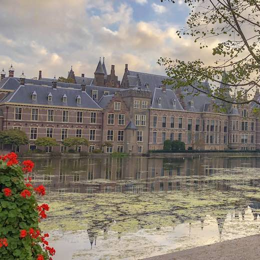 Combine your visit to the Netherland tulip fields with one to the city of The Hague.