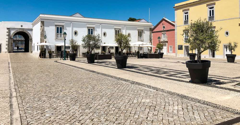The King used to live within the walls of the elegant Cidadela in Cascais
