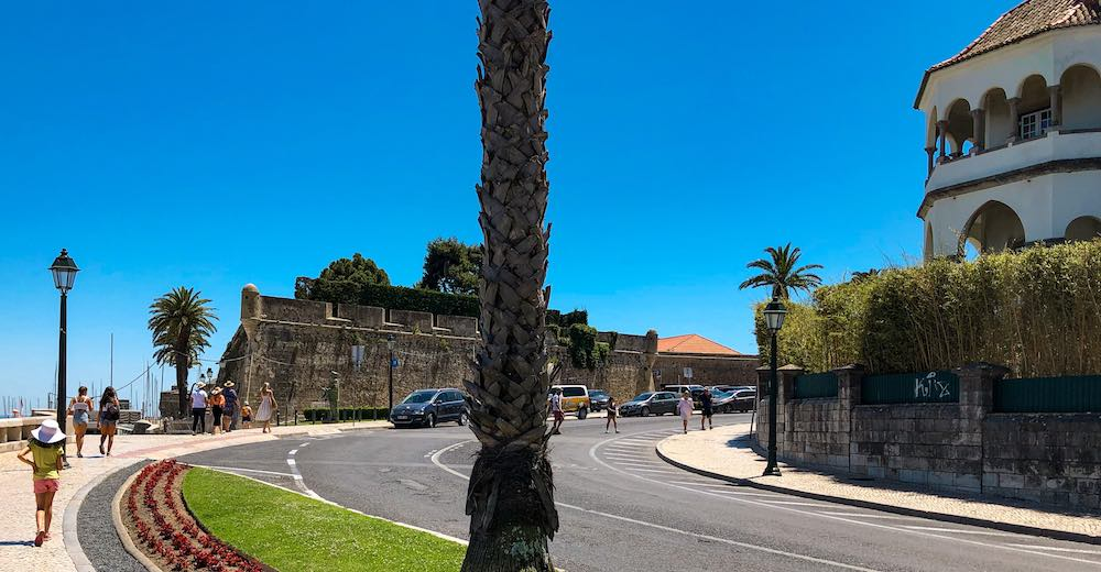 The weather in Portugal Cascais is mostly gorgeous thanks to its microclimate