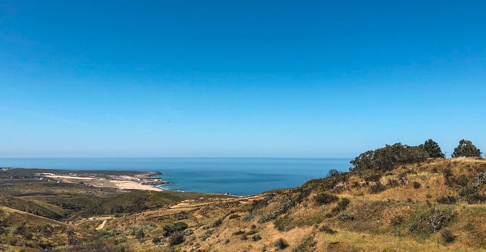 Hiking in Sintra Cascais Natural Park is what to do in Cascais to escape the crowds