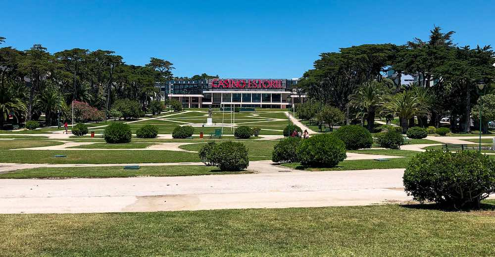 Visiting the casino is one of the best things to do in Estoril Portugal