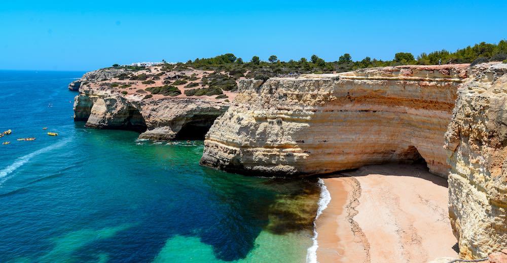 Cave Algarve Portugal