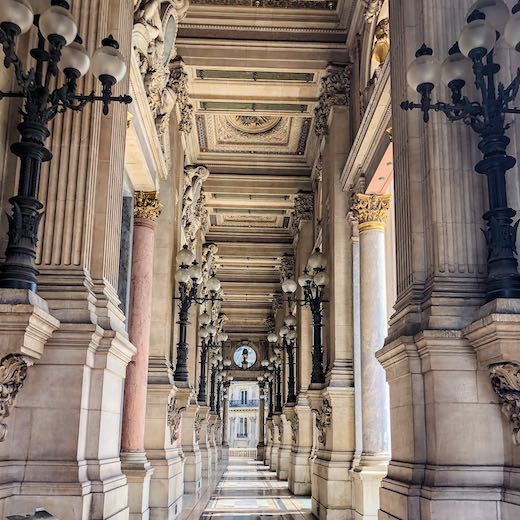 Loggia of the Grand Foyer