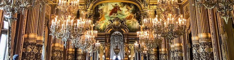 Paris Opera House: A visit to the opulent Palais Garnier