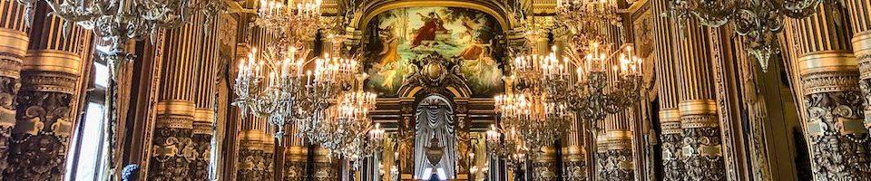 Palais Garnier Paris Opera House