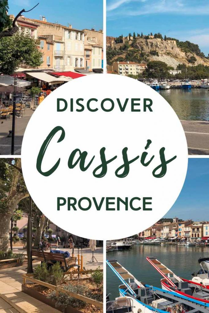 Beautiful town in French Provence