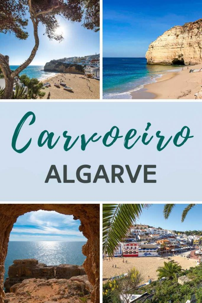 Carvoeiro beaches