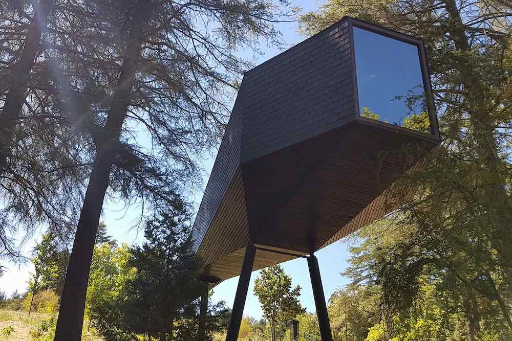 Why rent an apartment in Portugal if you can stay in this amazing treehouse
