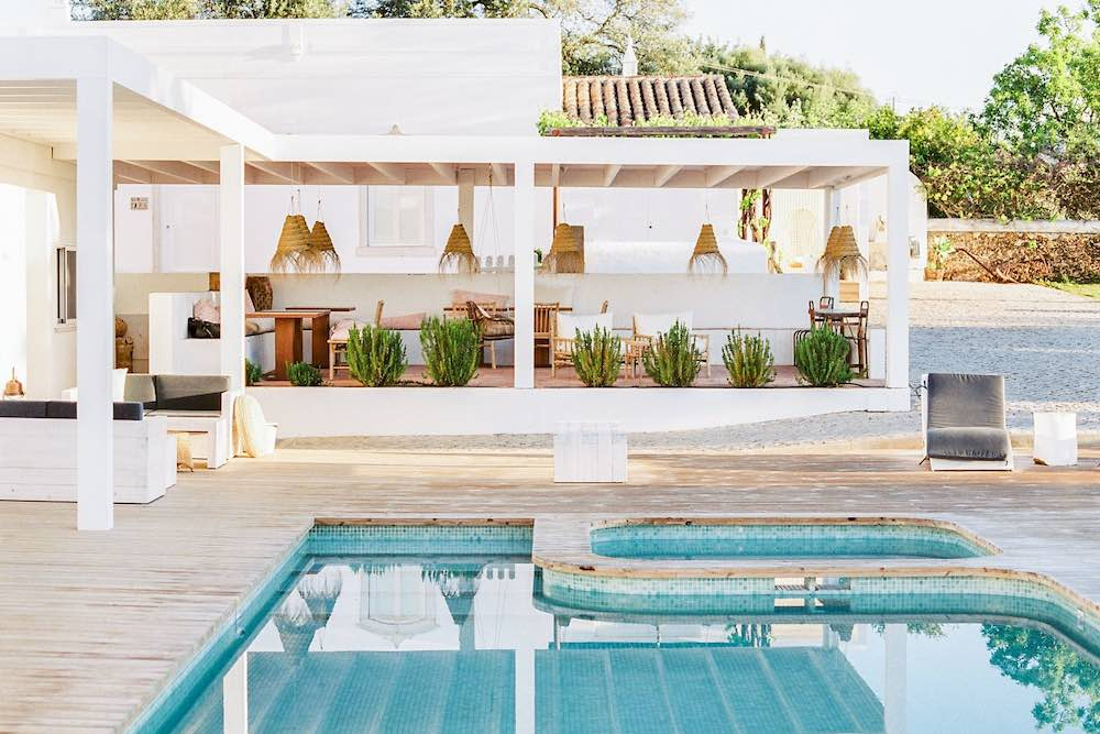 One of the most picturesque hotels Algarve can be found in Olhao