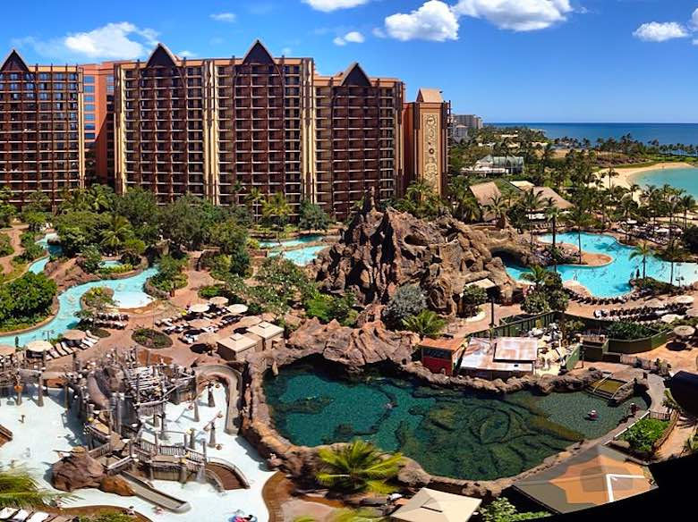 Disney Aulani offers all inclusive Hawaii vacation packages