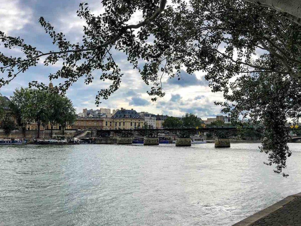 Pont des Arts bridge Paris